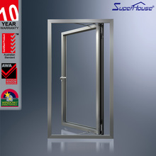 Shanghai single hung window frame aluminum with AS2047