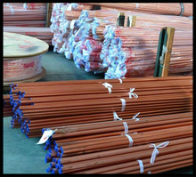 ASTM B280 C12200 hot water copper pipe tube