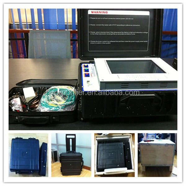 GDVA-405 High Quality Portable Auto Transformer Test System