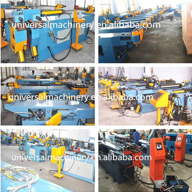 China Low price powerful UM-75NC Hydraulic Pipe Bending Machine