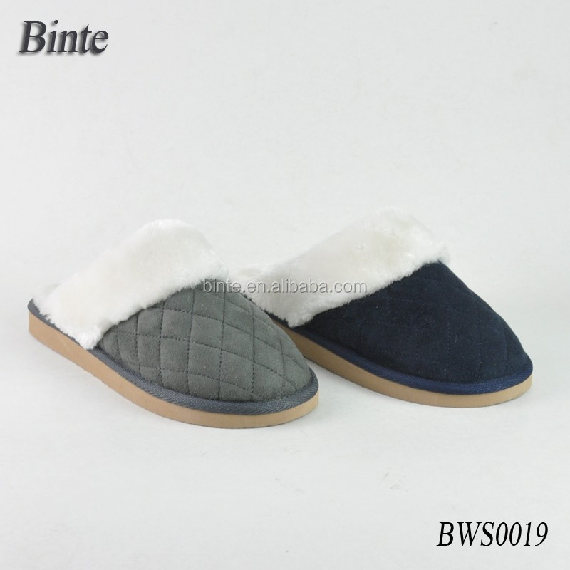 soft sloe ladies warm winter slipper chinese imports wholesale