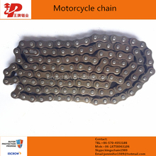 china supplier motor part 40Mn black motor vehicle chain 428H