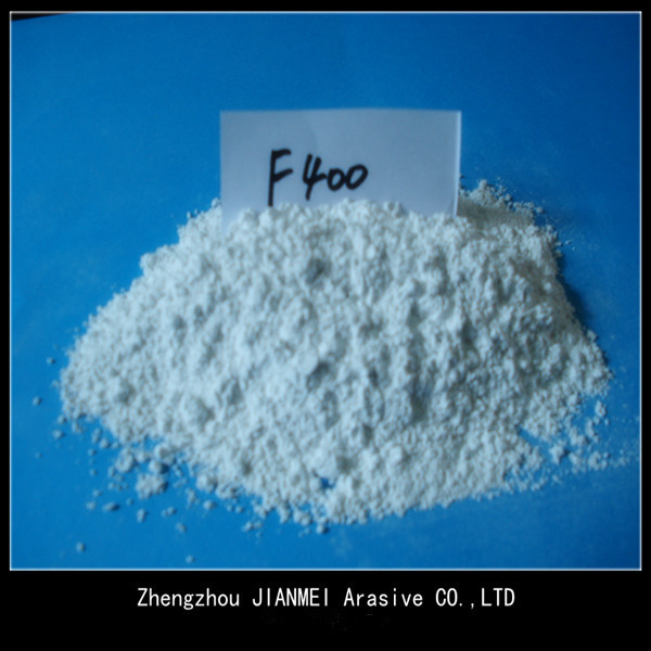 White Fused Alumina WFA powder F400 for abrasive and refractory materials