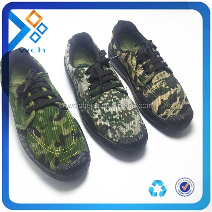 Military training shoes comfortable men shoes