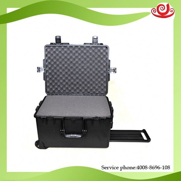 China manufacturer Tricases M2750 professional large hard plastic camera waterproof case for electronic equipments