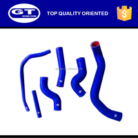 Motorcycle silicone hose kits for KAWASAKI Z1000 07+