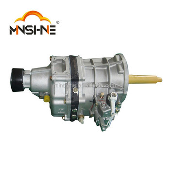 High quality cheap price 3L Hiace car gearbox complete