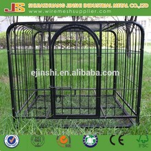 Factory Low price outdoor dog kennels for sale cheap