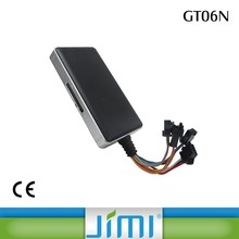China famous Low battery alarm function gps tracker from JIMI & Concox GT06N with voice monitoring