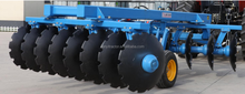 disc harrow tractor implements
