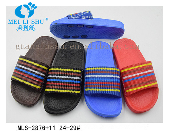 The Perfect PLASTIC SLIPPER EVA OUTSOLE SANDALS FOR BOYS