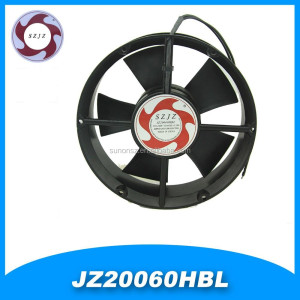 Low Noise Flow Fan 220v Metal Box Fan Ventilating Fan 200mm