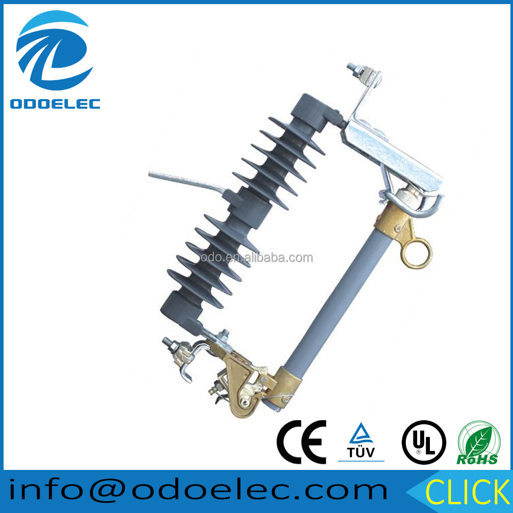 China Export Type Fuse Cutout Dropout Fuse With Fuse Holder