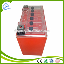 Best quality High performance 12v 9ah mf lead acid motorcycle battery with wholesale price