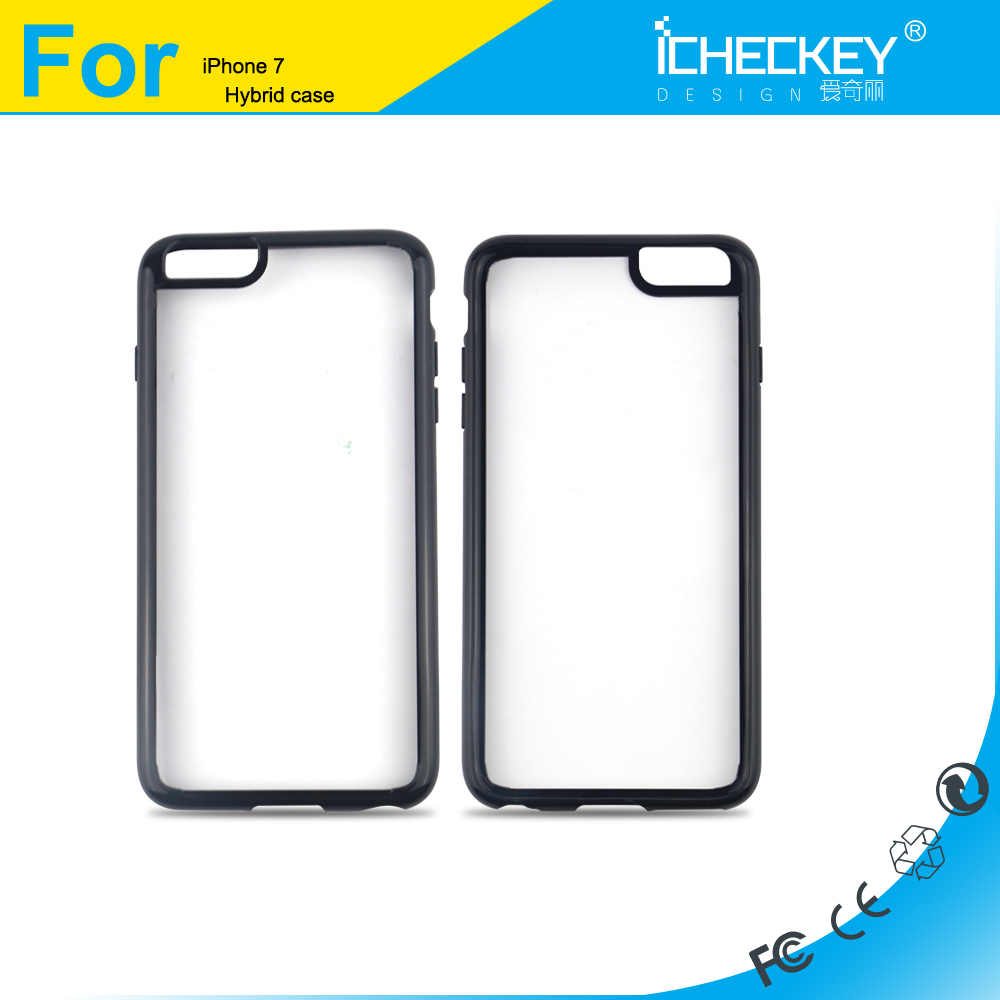 shock proof TPU PC material hybrid bulk cheap phone cases for cell phone