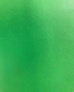 China hot sell synthetic PU leather with fine laminated grain used for suitcase & bag for soft fabric manufacturer supply