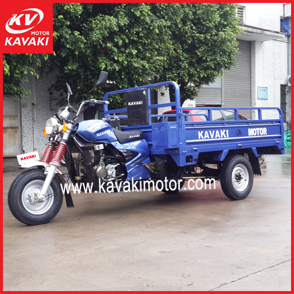 kavaki three wheel motorcycle/gasline motor tricycle looking for agents to distribute our products