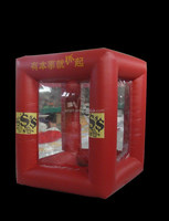 customized promotional products inflatable cush machine