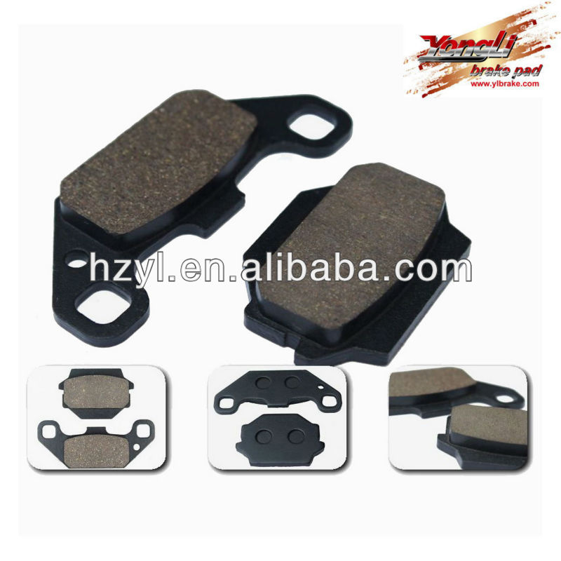 800 utv motorcycle accessories of brake pad