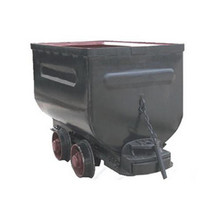 600mm Track gauge Coal mining fixed wagon
