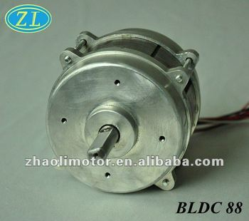 Range hood electric fan dc motor 88 bldc motor for 12v bldc motor specifications