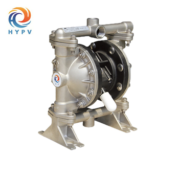 Chemical Micro For Industrial Applications Air Operated Diaphragm Pump