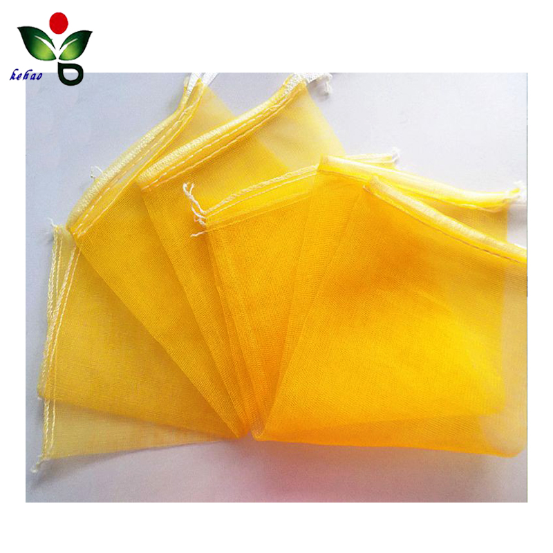 wholesale bulk poly mono mesh bags in green