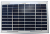 10w high efficiency mono solar panels for on grid solar system distributed power station