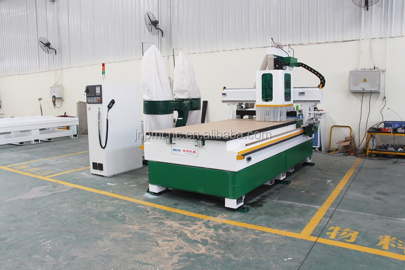 hot selling and good price PM 1325 linear ATC cnc router machine for wooden doors,furniture,glass,soft metal/ cnc 1318 router