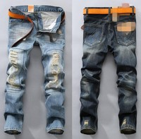 Z82192B ripped jeans wholesale jeans pants price men tops and jeans photos