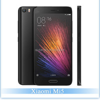 Original Xiaomi Mi5 3GB RAM 64GB ROM Qualcomm Snapdragon 820 1.8GHz Quad Core 5.15''16 LED Light Screen 4G LTE Smartphone