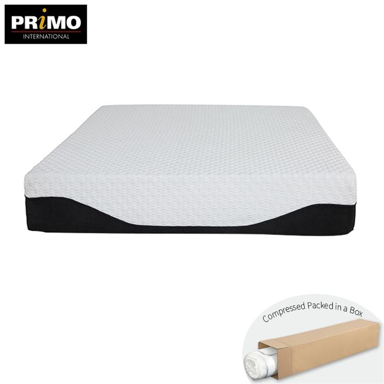 11 inch foam encased visco cool comfort gel memory foam mattress - Jozy Mattress | Jozy.net