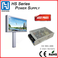 150W high standard ac dc power supply for display zhangjiagang