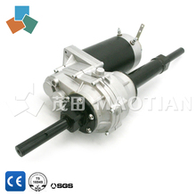 Machine construction electric scooter wheel MT24 48v 800w / standard carbon brush motor dc / vehicle parts