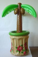 palm tree cooler bucket/ice bucket