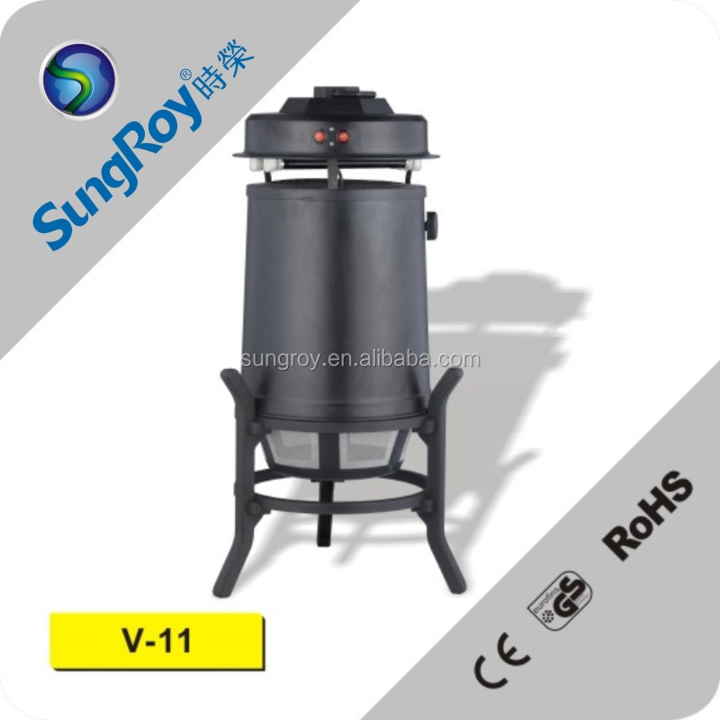 SUNGROY & V-Mart Photocatalyst mosquito trap, insect zapper, indoor & outdoor mosquito trap