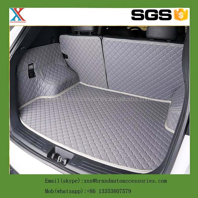 Trunk Mat for jeep wrangler interior accessories car trunk mat