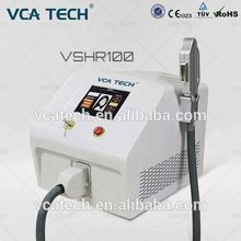 3 handle 1800w Multifunctional hair removal ipl photorejuvenation device