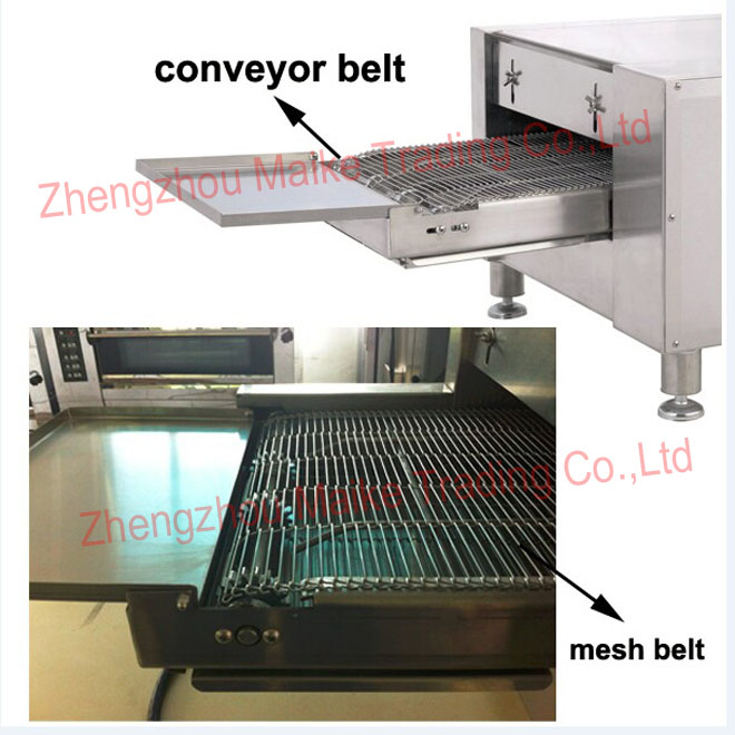 New functional best selling gas conveyor pizza oven