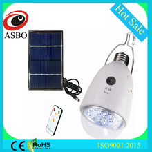 solar lamp E27 6V led bulb lights
