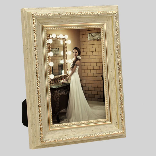 Nice New Beautiful Girl Sex Photo Frame Triple Photo Frames Wood
