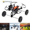 2016 Latest Product Jxd 503 Triphibious Drone Quadricopter Controlled