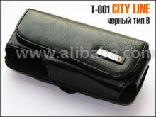 Triton Leather Case For Mobile Phone (Model T-001b)