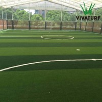 Vivaturf Factory Low Price Football Soccer Field Artificial Grass Indoor Turf Carpet