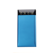 Eco-Friendly White,Red, Blue 16H portable secure power bank with high quality