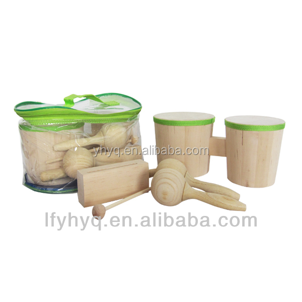 china import toys wood natural color musical instruments from china