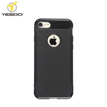 Alibaba newest fashional mobile phone for iphone 7,casing for iphone 7,back cover for iphone 7 with logo hole