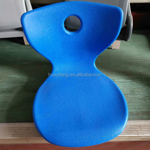 Chinese suppliers outdoor blowing stadium plastic seat with HDPE material Z2