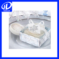Hand Snow Soap Gift Fancy Flower Soap for Bath Supplies