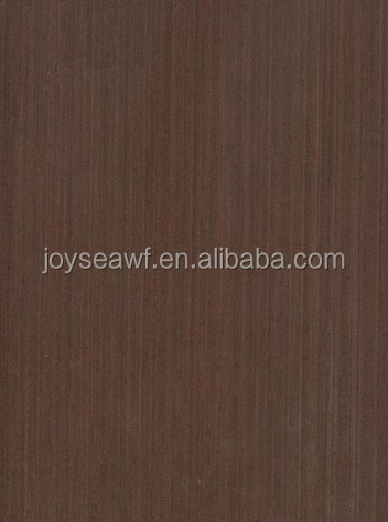 artificial ebony/black walnut/teak/wengue veneer
